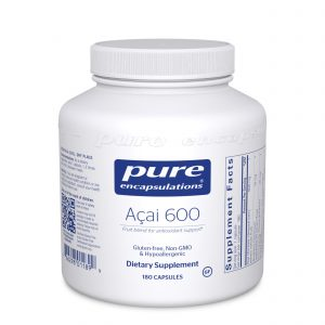 Açai600 180ct by Pure Encapsulations