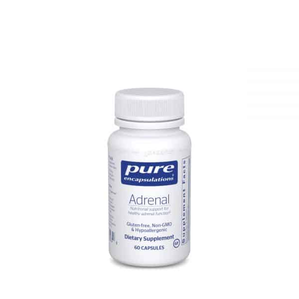 Adrenal 60ct by Pure Encapsulations