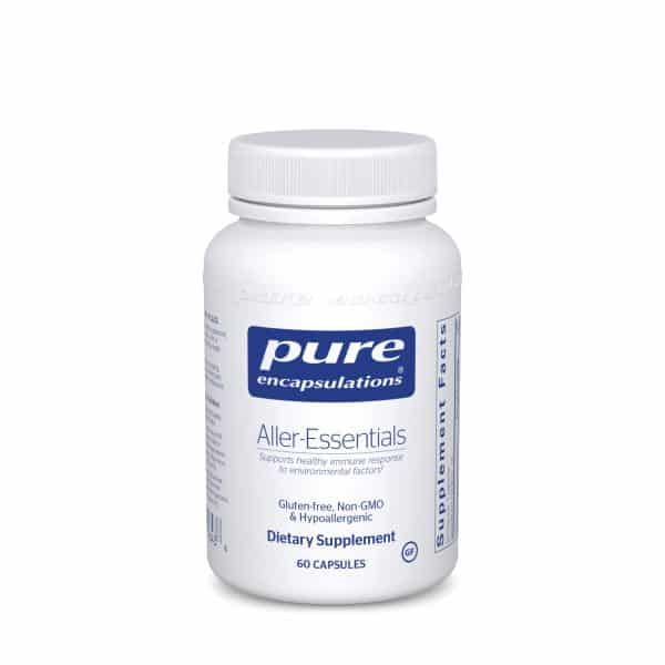 Aller-Essentials 60ct by Pure Encapsulations