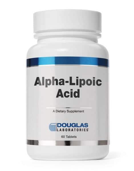 Alpha-Lipoic Acid 60ct by Douglas Laboratories