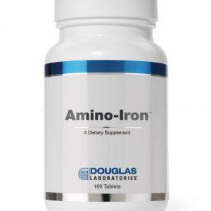 Amino-Iron 100ct by Douglas Laboratories