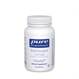 AntiOxidant Formula 120ct by Pure Encapsulations