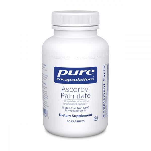 Ascorbyl Palmitate 90ct by Pure Encapsulations