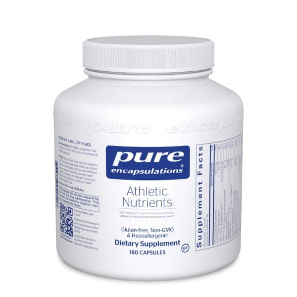 Athletic Nutrients 180ct by Pure Encapsulations