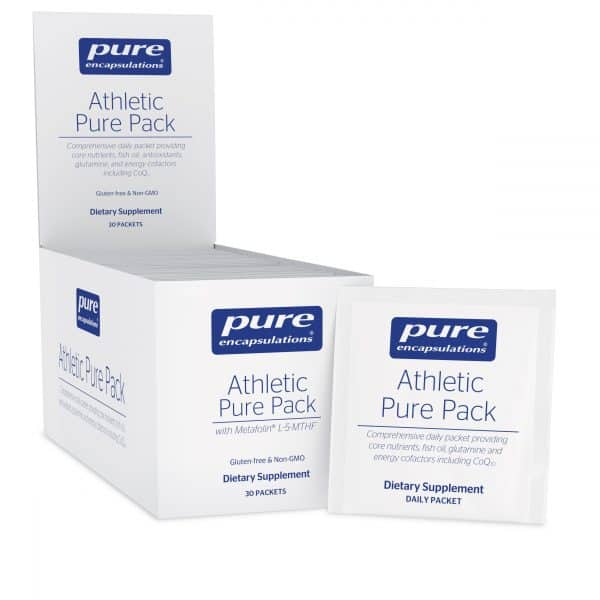 Athletic Pure Pack 30ct by Pure Encapsulations