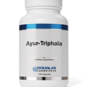 Ayur-Triphala 100ct by Douglas Laboratories