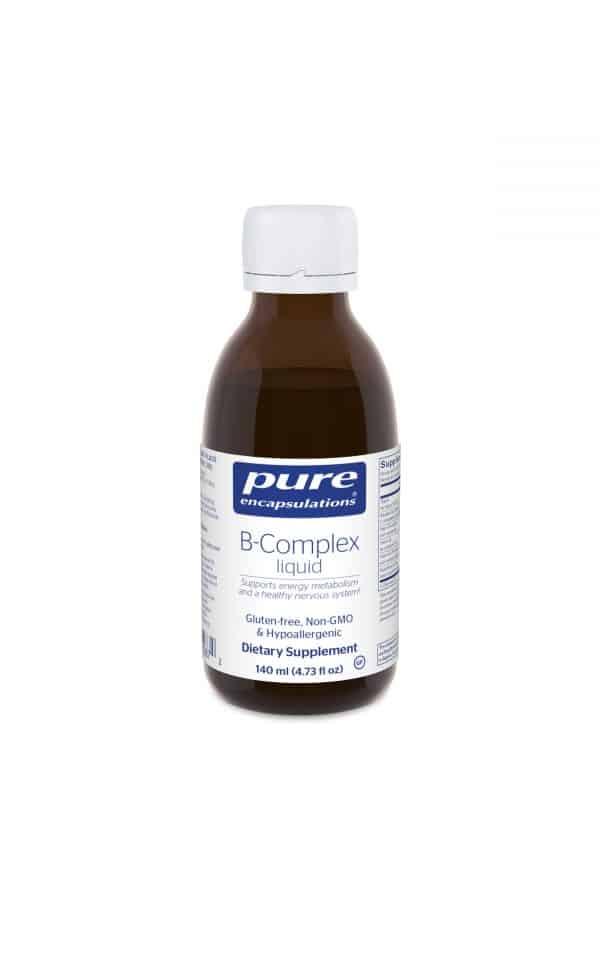 B-Complex liquid 140 ml by Pure Encapsulations