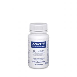 B12 Folate 60ct by Pure Encapsulations