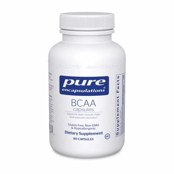 BCAA 90ct by Pure Encapsulations