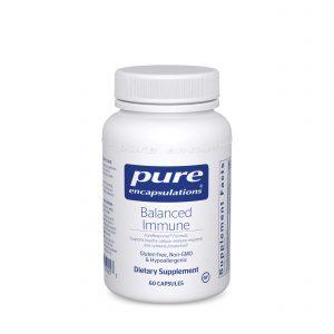 Balanced Immune 60ct by Pure Encapsulations