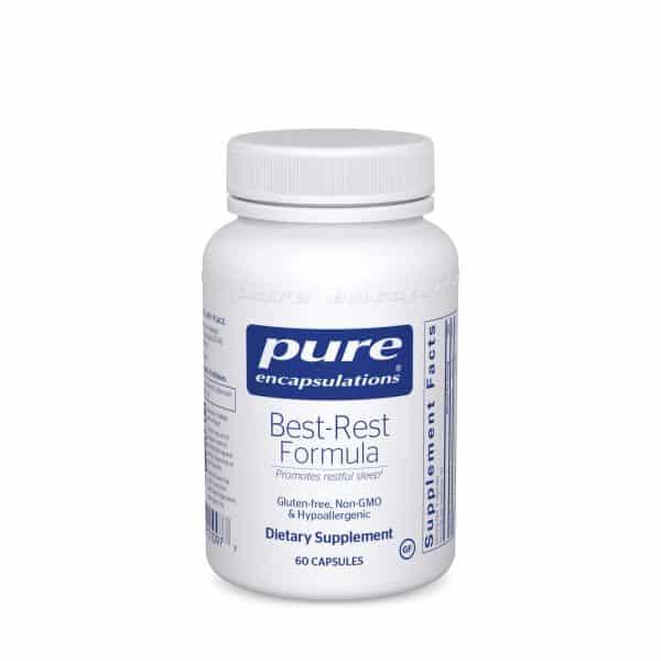 Best-Rest Formula 60ct by Pure Encapsulations