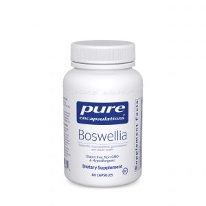 Boswellia 60ct by Pure Encapsulations