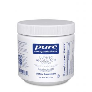 Buffered Ascorbic Acid 227 g by Pure Encapsulations