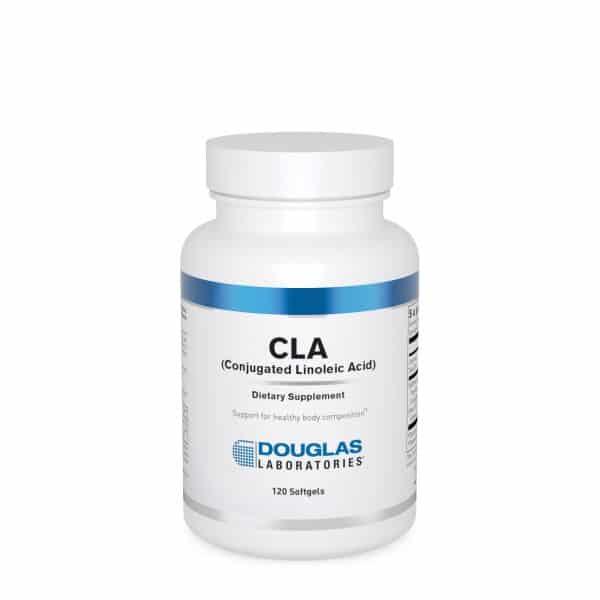 CLA Conjugated Linoleic Acid 120ct by Douglas Laboratories