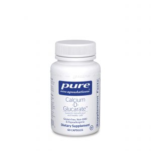Calcium-D-Glucarate 60ct by Pure Encapsulations