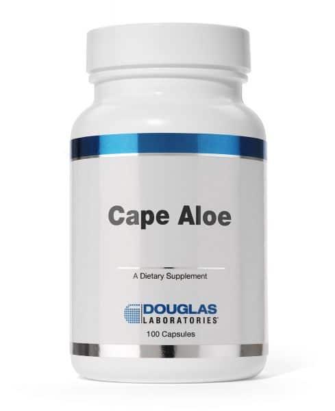 Cape Aloe 100ct by Douglas Laboratories
