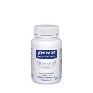 Cinnamon WS 120ct by Pure Encapsulations