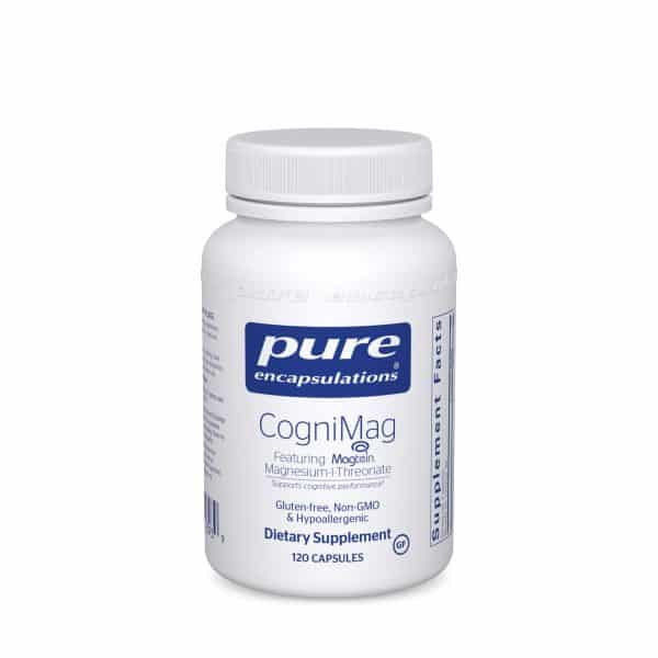 CogniMag 120ct by Pure Encapsulations