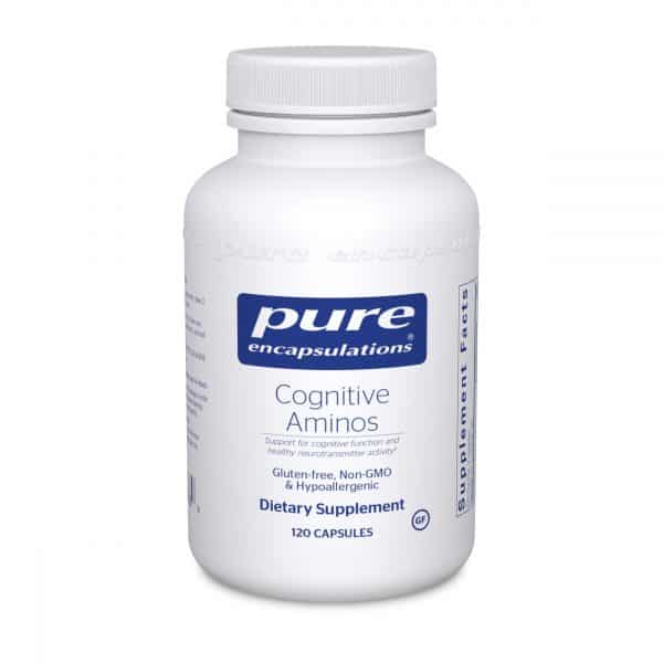 Cognitive Aminos 120ct by Pure Encapsulations