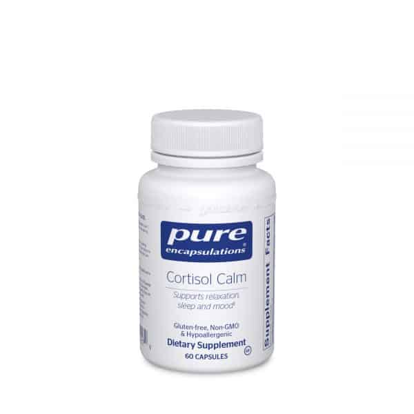 Cortisol Calm 60ct by Pure Encapsulations