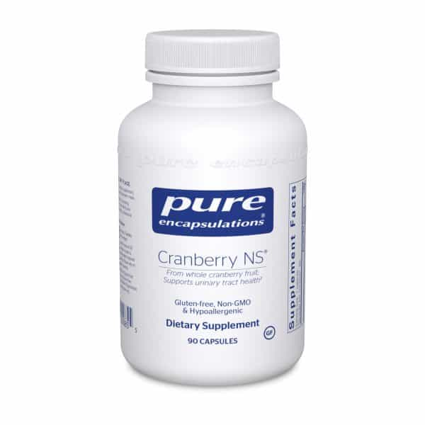 Cranberry NS 90ct by Pure Encapsulations