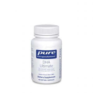 DHA Ultimate 60ct by Pure Encapsulations