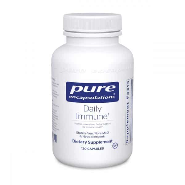 Daily Immune 120ct by Pure Encapsulations