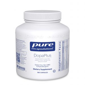 DopaPlus 180ct by Pure Encapsulations