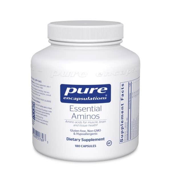 Essential Aminos 180ct by Pure Encapsulations