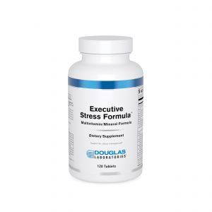 Executive Stress Formula 120ct by Douglas Laboratories