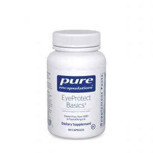EyeProtect Basics 60ct by Pure Encapsulations