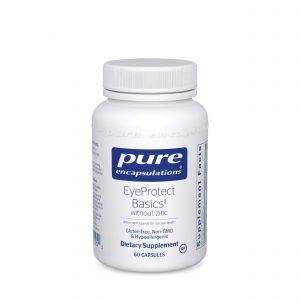 EyeProtect Basics without zinc 60ct by Pure Encapsulations