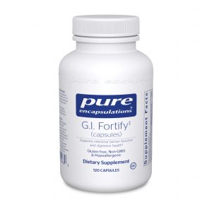 G.I. Fortify 120ct by Pure Encapsulations