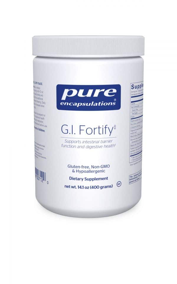 G.I. Fortify 400 g by Pure Encapsulations