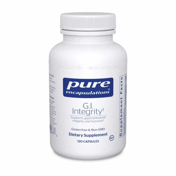 G.I. Integrity 120ct by Pure Encapsulations