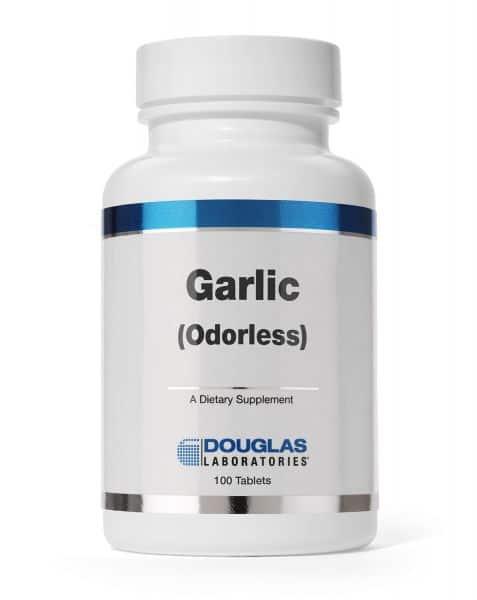 Garlic 100ct by Douglas Laboratories