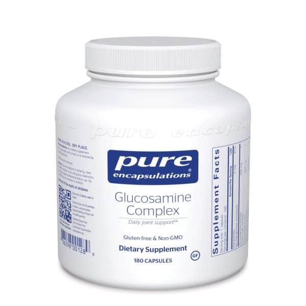 Glucosamine Complex 180ct by Pure Encapsulations