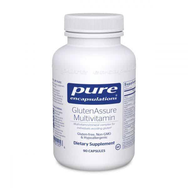 GlutenAssure Multivitamin 90ct by Pure Encapsulations