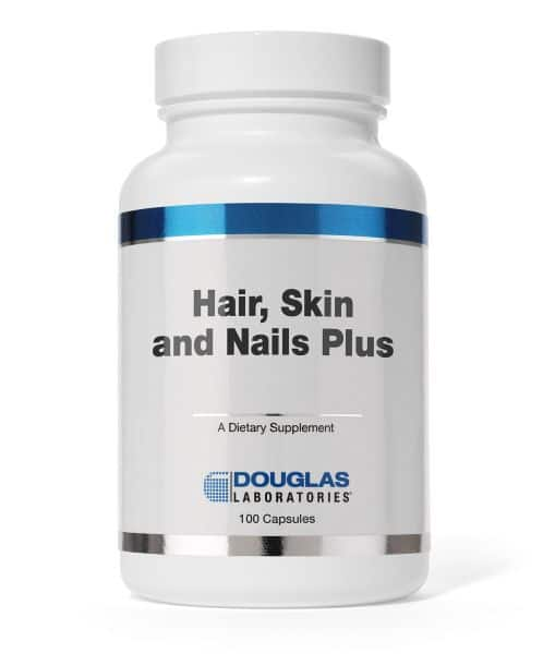 Hair Skin and Nails Plus 100ct by Douglas Laboratories