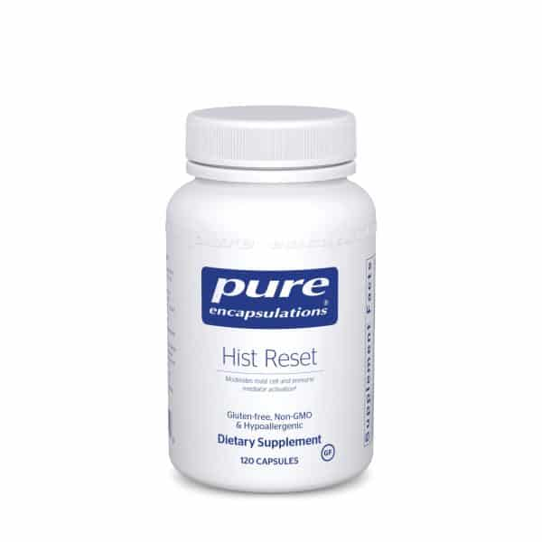 Hist Reset 120ct by Pure Encapsulations