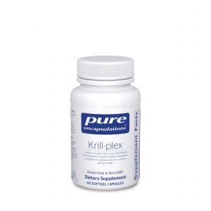 Krill-plex 60ct by Pure Encapsulations