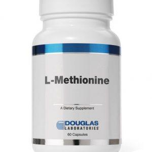 L-Methionine 60ct by Douglas Laboratories