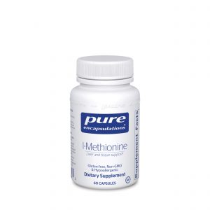 L-Methionine 60ct by Pure Encapsulations