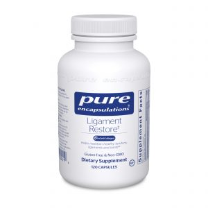 Ligament Restore 120ct by Pure Encapsulations