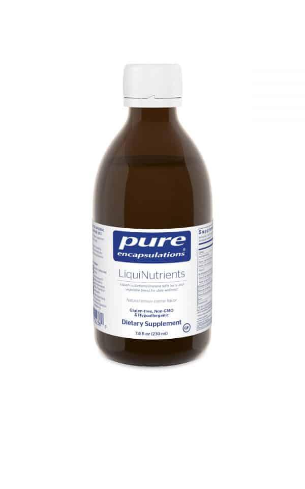 LiquiNutrients 230 ml by Pure Encapsulations