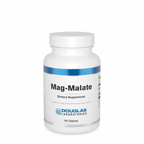Mag-Malate 90ct by Douglas Laboratories