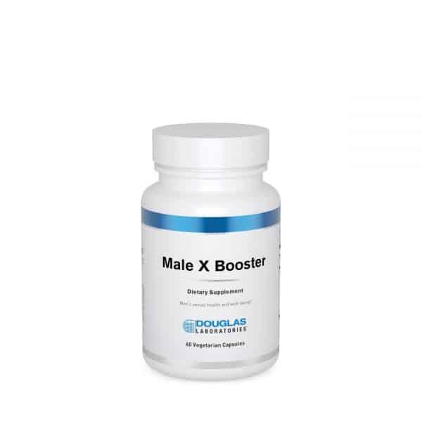 Male X Booster 60ct by Douglas Laboratories