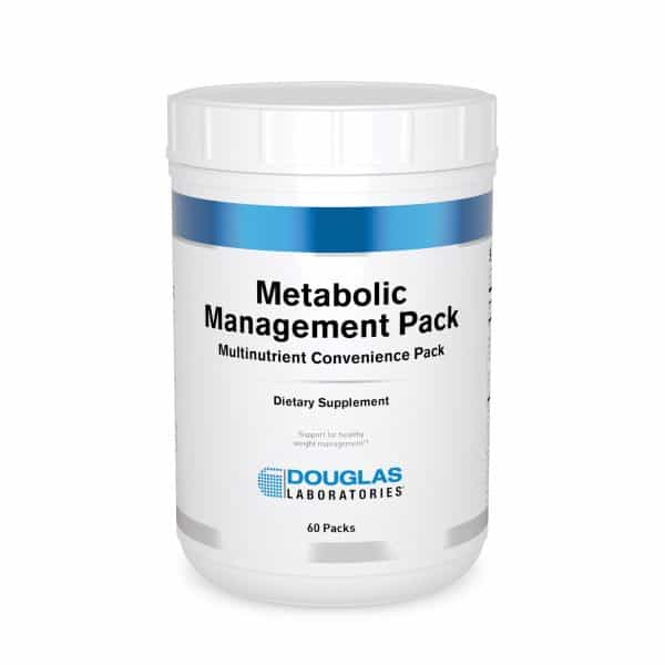 Metabolic Management Pack 60ct by Douglas Laboratories