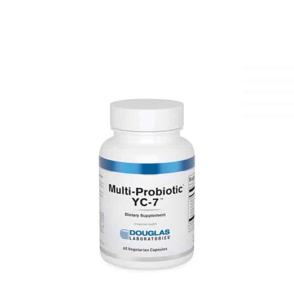 Multi-Probiotic YC-7 60ct by Douglas Laboratories
