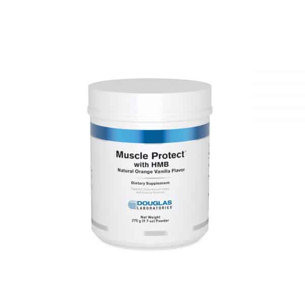 Muscle Protect with HMB 275 g by Douglas Laboratories